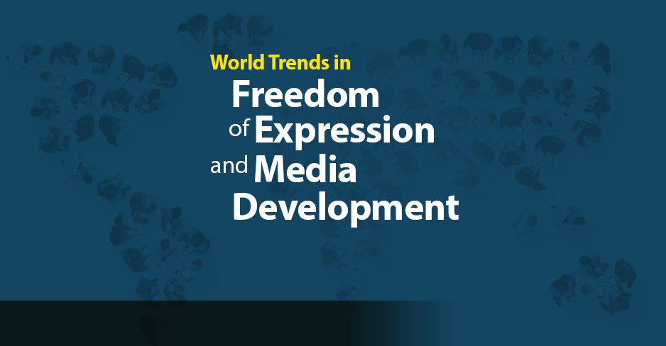 Unesco World Trends logo
