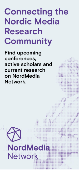 Fin upcoming conferences, active scholars and much more on NordMedia Network.