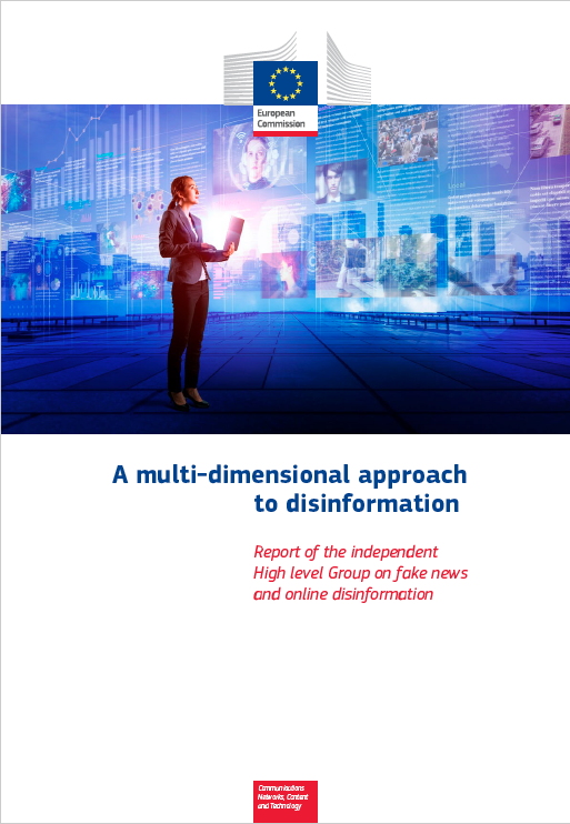 Cover: The final report of the high level expert group