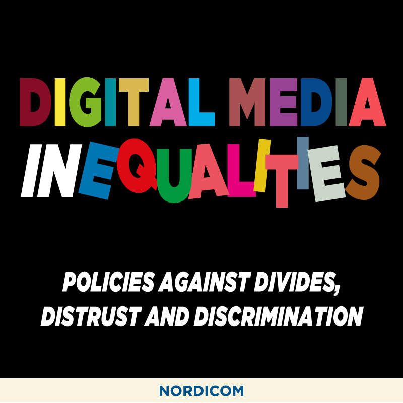 Bokomslag: Digital Media Inequalities