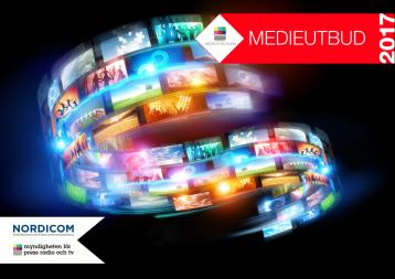 Medieutveckling 2017 - Medieutbud